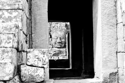 Visage khmer #02